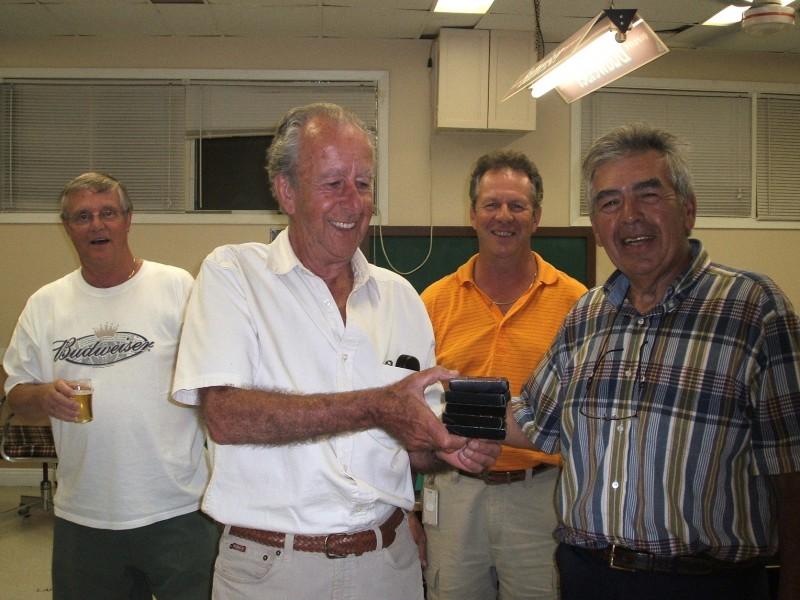 Tournoi de cartes Romain Cochon Hull-Volant – 2007